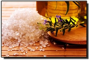 Dead Sea-Natural-beauty - sea salt and scrub